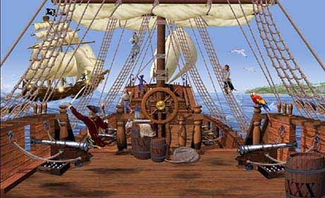 Superb Pirate Ship Wall Murals, Featuring The  Part 2