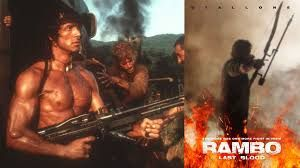 A Sequel To Rambo 2008 It Is The Fifth Installment In The Rambo Franchise And Stars Stallone Paz Vega Sergio Peris Menc Tv Shows Online Full Movies Movies