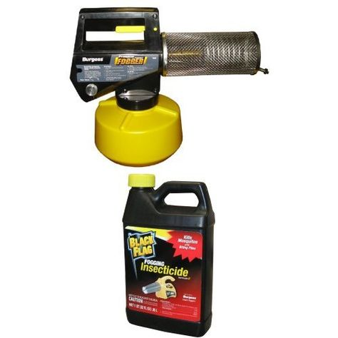 Insect Fogger With Insecticide Bundle You Can Get More Details By Clicking On The Image Insecticide Mosquito Control Mosquito