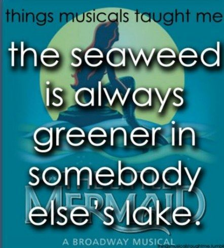 39 Trendy Ideas For Funny Disney Mistakes Little Mermaids Funny Broadway Quotes Musicals Musical Lessons