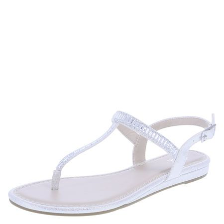 c1aa5559cb Glam up your style with the Trinket Sandal from Fioni! It features a foil…