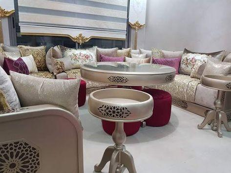 Decorationmarocains Salon Orientale Moderne Marocain 2019