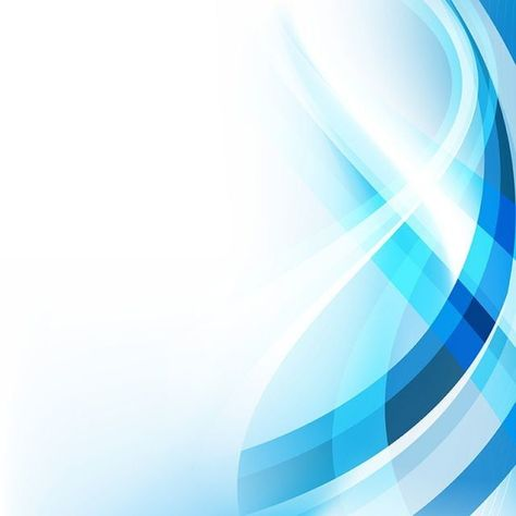 Blue Wave Vector Abstract Artistic Artwork Png And Vector With