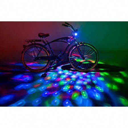 NEW LED Lights Bike Frame Cruzin Brightz