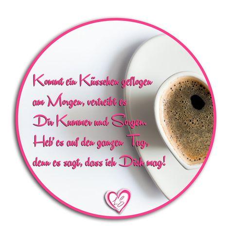 Pin Von Doreen Kirschner Auf Schwarz Und Weiß Guten Morgen