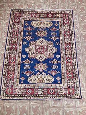 Super Kazak Carpet Handmade 5 X 7 Foyer Low Price Rugs