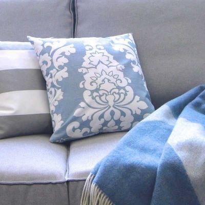 67 Luxury Kollektion Von Kissen Hellblau Blaue Kissen Schone