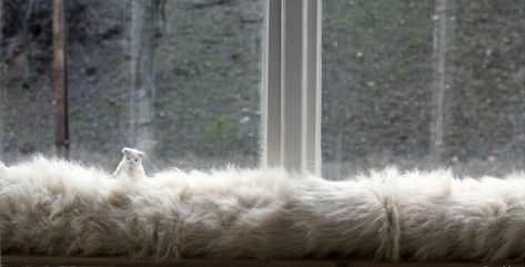 Fur Draft Stopper; 5 Low-Tech Essentials for Keeping the House Warm