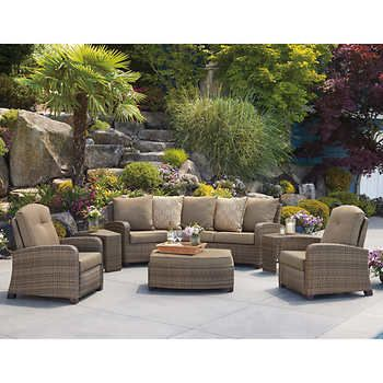 Barcalounger 6 Piece Theater Seating Set Garden Furniture Design