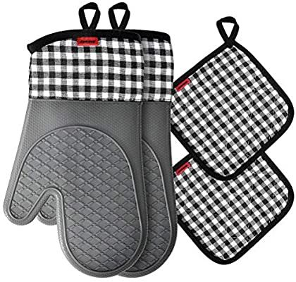Pin By Kitchen Trove Nyc On P R O D U C T S Oven Mittens Oven Mitts Oven Mitts And Pot Holders