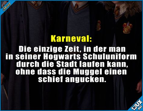 Nur das Zaubern sollte man unterlassen :P #Potterliebe #Karneval #Fasching #Verkleidung #witzig