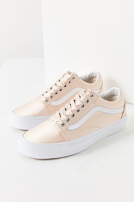 Vans Satin Lux Old Skool Sneaker | Chaussure, Nike, Mode