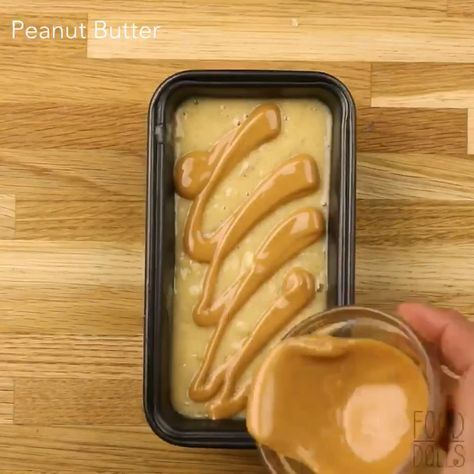 Perfect when everyone wants their own banana bread flavors! Peanut Butter, white chocolate, semi-sweet chocolate and white chocolate, milk chocolate and walnuts!