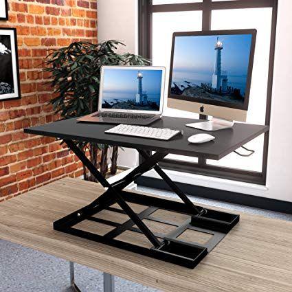 1home Siege Ergonomique Ajustable En Hauteur Moniteur De Bureau Support De Travail Pour Ordinateur De Bureau Moniteur Clavier Ordinate Office Desk Desk Decor