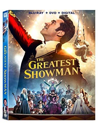 Movie Review The Greatest Showman 2017 The Greatest Showman Showman Movie Greatful