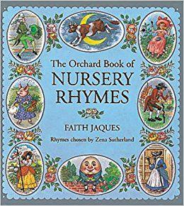 Relateret Billede Nursery Rhymes Nursery Books