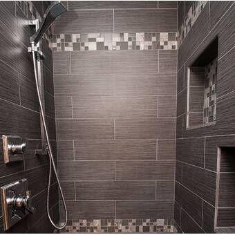 Paladino 12 X 3 Porcelain Bullnose Tile Trim In Albanella Tile Trim Bullnose Tile Large Tile Bathroom