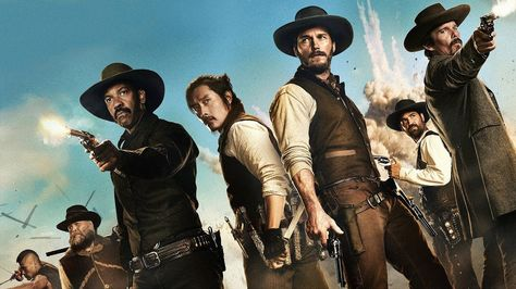 Watch The Magnificent Seven 2016 Full Movie Quot Online Free