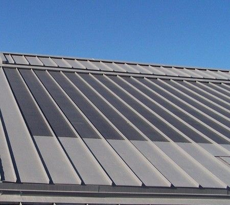Thin Film Solar Panels On A McElroy Metal Roof   Benefits Of Metal Roofs    Pinterest   Thin Film Solar Panels, Metal Roof And Metals