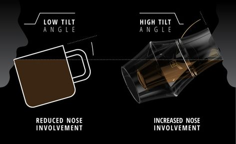 KRUVE EQ Gamechanging Coffee Glassware by KRUVE Kickstarter