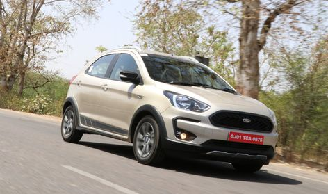 Ford Freestyle Prices Hiked To Get New Colour Options Features