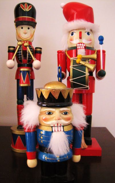 Keeping the Christmas Spirit Alive 365: Natasha's Nuts about Nutcrackers!