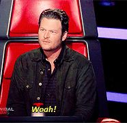 If Blake hadn't been a country singer, he definitely could've been a