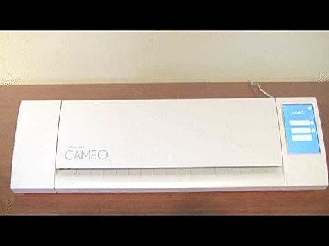 The Paper Boutique: New Silhouette CAMEO (a video review!)