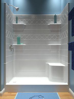 Strlb4 Strrb4 603182 Diamond Tub Showers Shower Remodel Tub