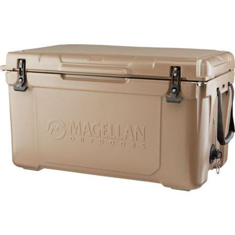 Magellan Outdoors Ice Box 75 Ice Box Ice Chest Water Coolers