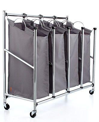 Hampers Quad Everfresh Laundry Sorter Laundry Sorter