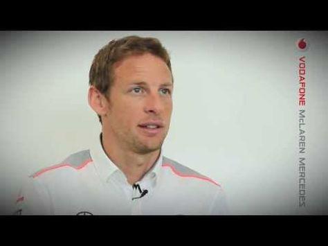 Silverstone 2013: Jenson Button message to McLaren fans - YouTube