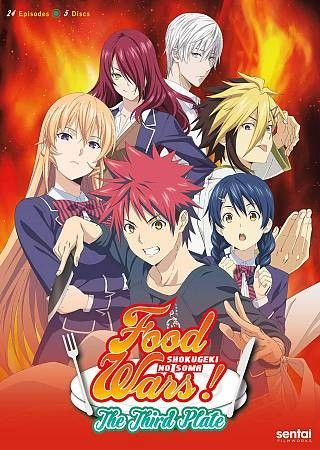 Food Wars Saison 4 Episode 4 Vostfr : saison, episode, vostfr, Movies, Music