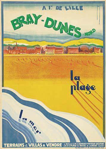 Lille - Bray-Dunes 2018 7dc5d5e7260921336adf8ec95d3eabc3--bray-dunes-nord