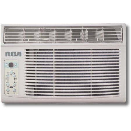 Rca Race8002e 8 000 Btu Electronic Window Air Conditioner With Remote Control Walmart Com In 2020 Window Air Conditioner Best Window Air Conditioner Window Air Conditioners