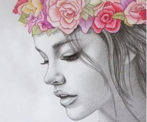 Disegni Tumblr Ragazze Disegno Di Corona Disegni Disegni Realistici