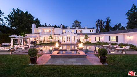 24002 Long Valley Rd Hidden Hills Ca 91302 In 2020 Mansions
