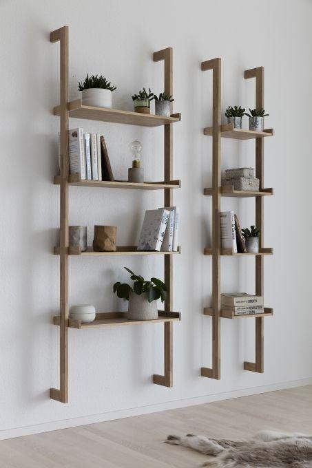 Scandinavische Stijl Scandinavische Stijl Shelf Decor Bedroom Scandinavian Bookshelves Bookshelves In Living Room