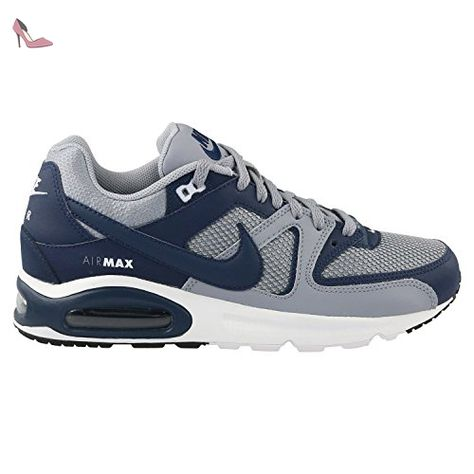 new arrival 084e4 0ded1 NIKE Air Max Command Sneaker Chaussures de sport Chaussures pour Homme,  Grau (Stealth/Midnight Nvay/White/Black), 45 EU - Chaussures nike  (*Partner-Link)