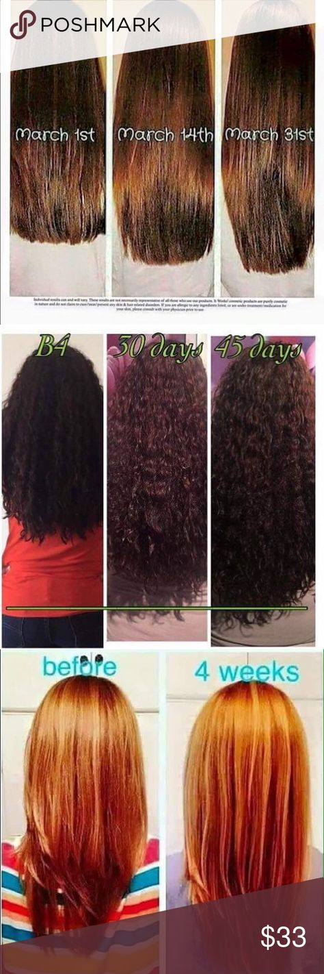 Hair Growth Challenge FINAL SPOT I need ONE more lady to take the 90 day mermaid challenge and provide results or a testimonial! To thank you, you will receive MY discounted price and get $22 off each bottle!😍 These all natural vitamins are AMAZING! I have tried biotin, hair infinity, and everything else you can imagine and there is NOTHING like this. If you want to grow your hair LONG, FAST, this is what you are looking for!😊🌻First come first serve! Contact me ASAP healthandbeautyiw…