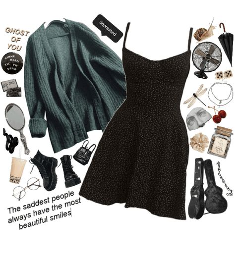My Aesthetic # Cardigan - New Ideas Cute Sporty Outfits, Retro Outfits, Grunge Outfits, Trendy Outfits, Fall Outfits, Vintage Outfits, 90s Fashion Grunge, Hipster Outfits, 90s Grunge