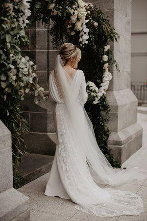 Low Key Boho Wedding Dresses From Otaduy Bridal A R C H I V E 1 2 In 2020 Low Key Wedding Dress Bride Clothes Dresses