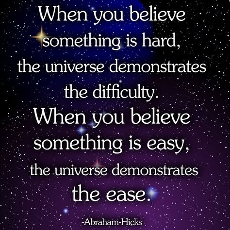 The universe always works with you, because, you are it!