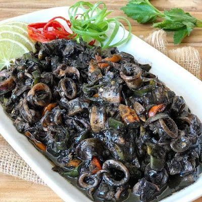 Cumi Hitam Masakan Simpel Resep Masakan Resep Masakan Indonesia