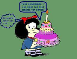 Resultado De Imagen Para Mafalda Frases Cumpleaños Frases