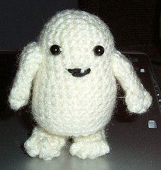 Adipose Amigurumi by Katherine Free Pattern: http://katherineg.livejournal.com/214605.html  #TheCrochetLounge #DrWho Collection
