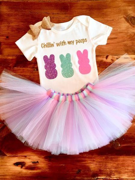 Easter Baby Onesie Baby Bodysuit or T-shirt Bunny Bodysuit New Black /& more Hoppy Bunny Spring Bunny Onesie Blush Pink