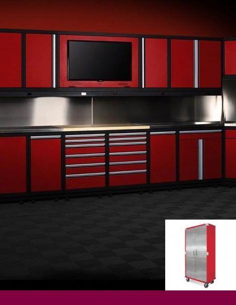 Garage Organization And Flooring Garageorganization And Garagestoragesolutions Design Garage Decoration