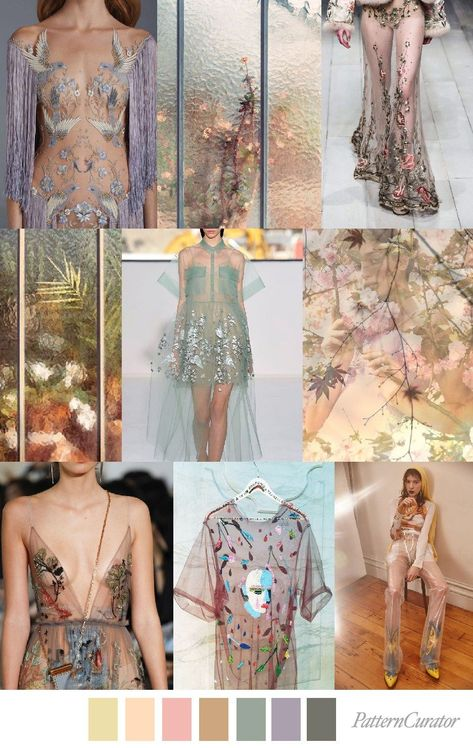 SHEER MAGIC #FashionTrendsSs18