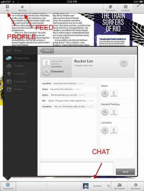 Farewell, App Store? Netizine Turns Magazines Into Social Networks, Runs On HTML5 – TechCrunch